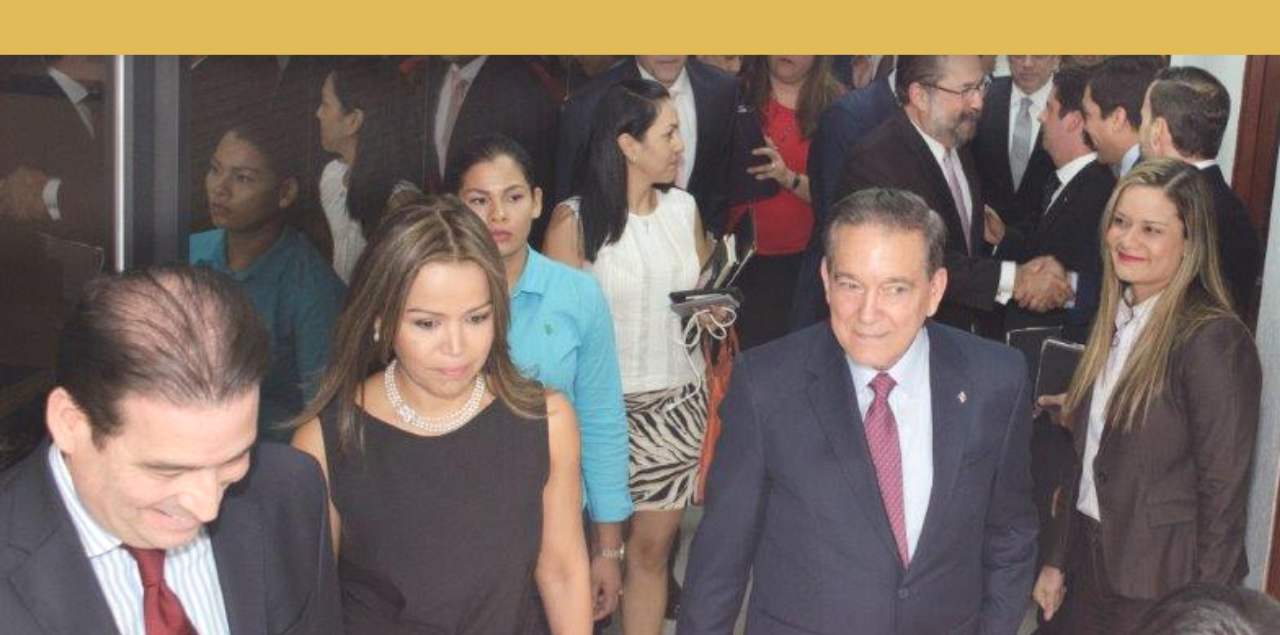 Visita del Presidente Electo Laurentino Cortizo a la ABP